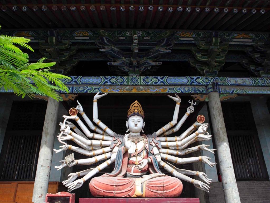 Pingyao, une ville fortifiée authentique