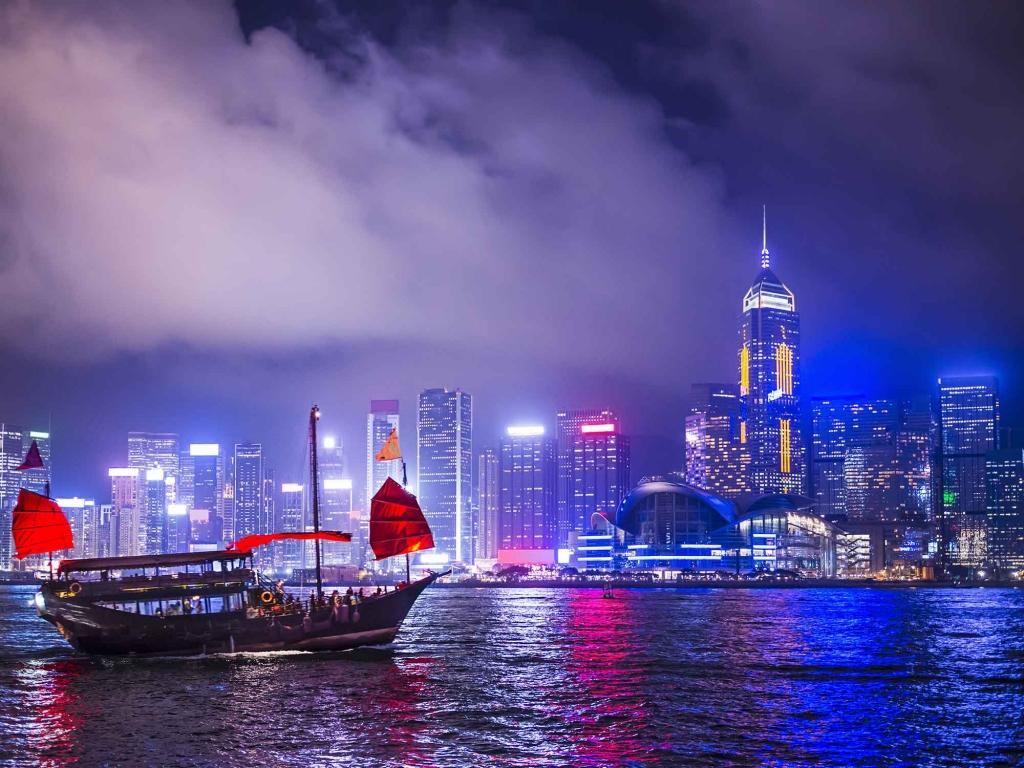 Derniers instants à Hong Kong…