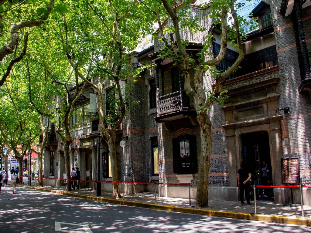 Ancienne concession française de Shanghai