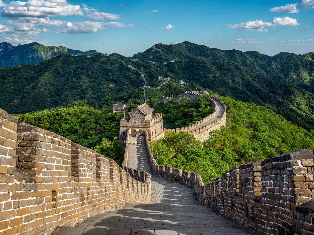 Grande Muraille et ses 9000 kilomètres
