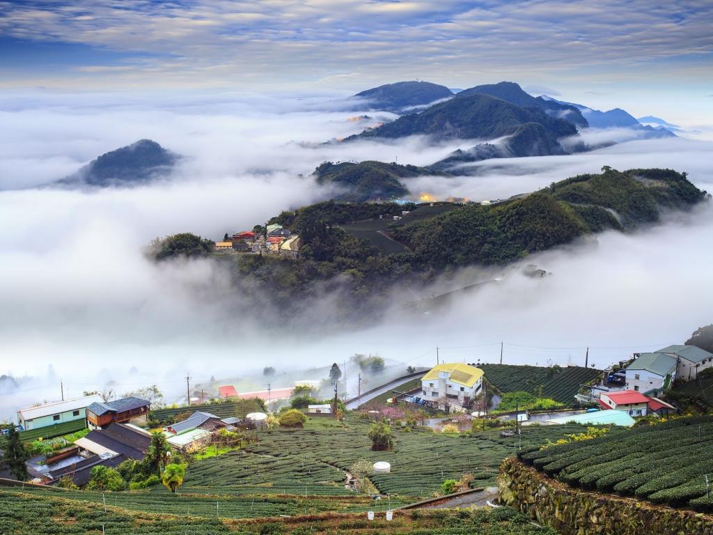 Tainan, la cité au 300 temples