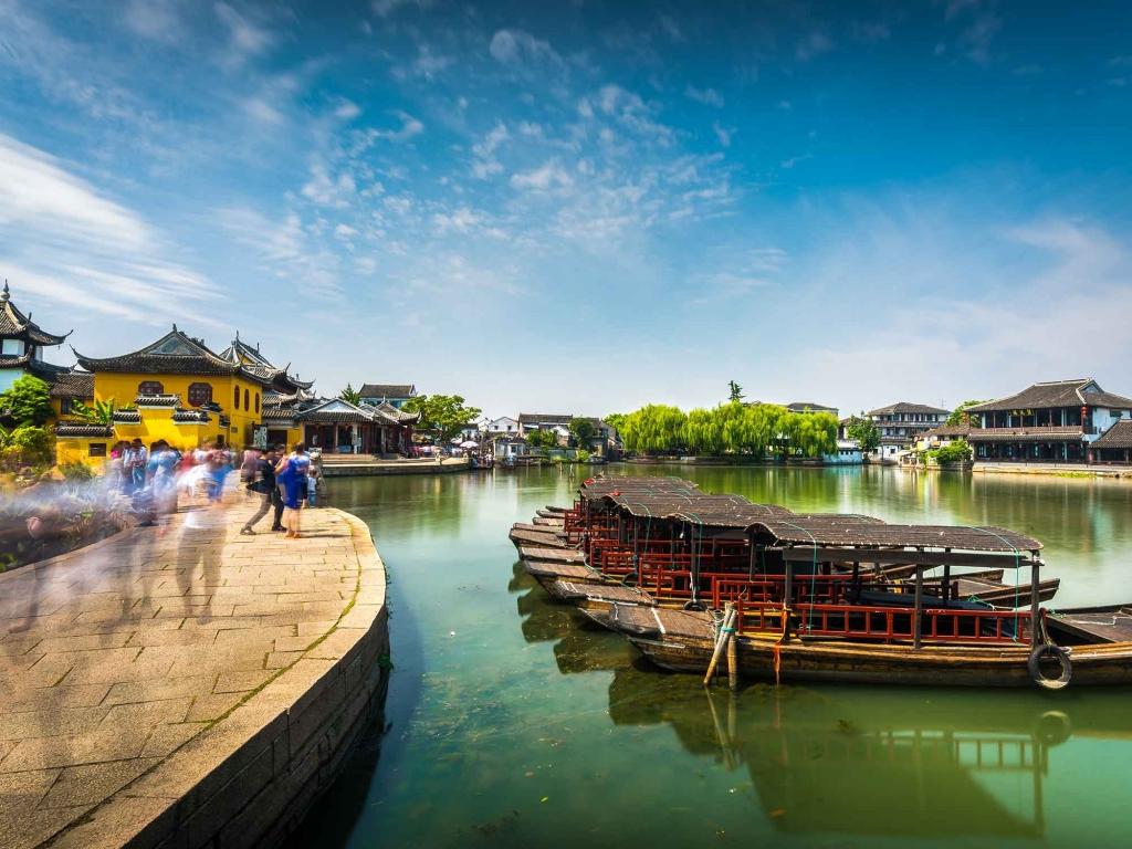 Suzhou, la Venise de l'Est