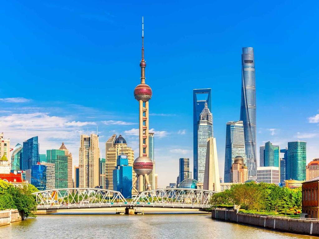 Shanghai, entre vieille-ville et gratte-ciels modernes