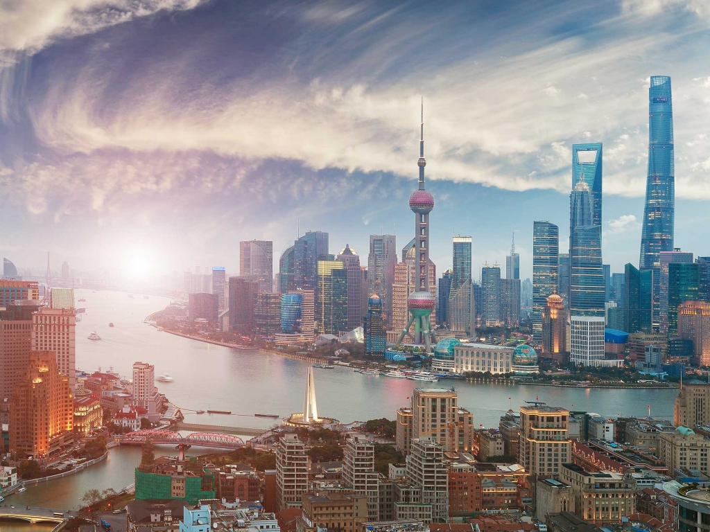 Derniers instants à Shanghai…