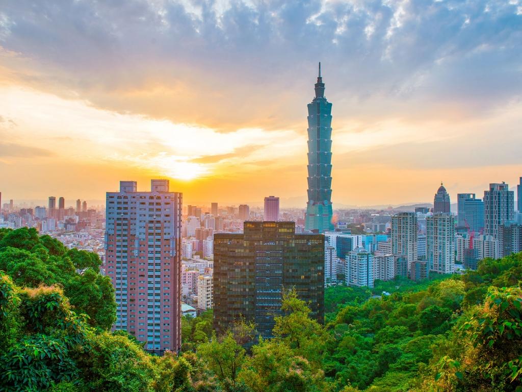 Taipei, métropole fascinante