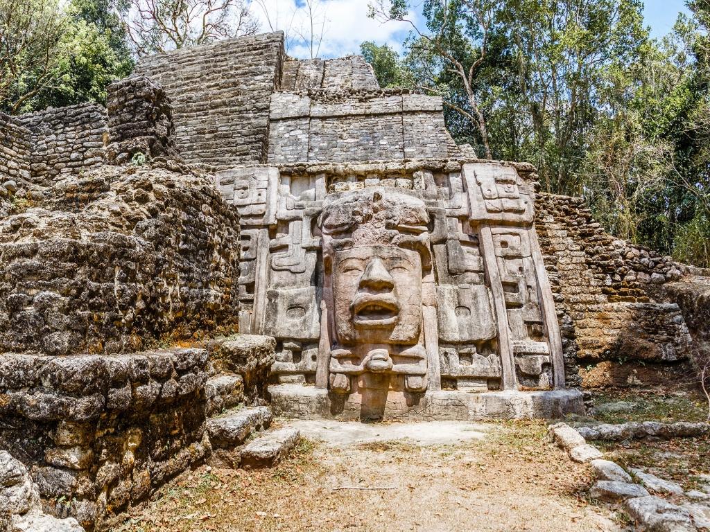 Site archéologique de Lamanai