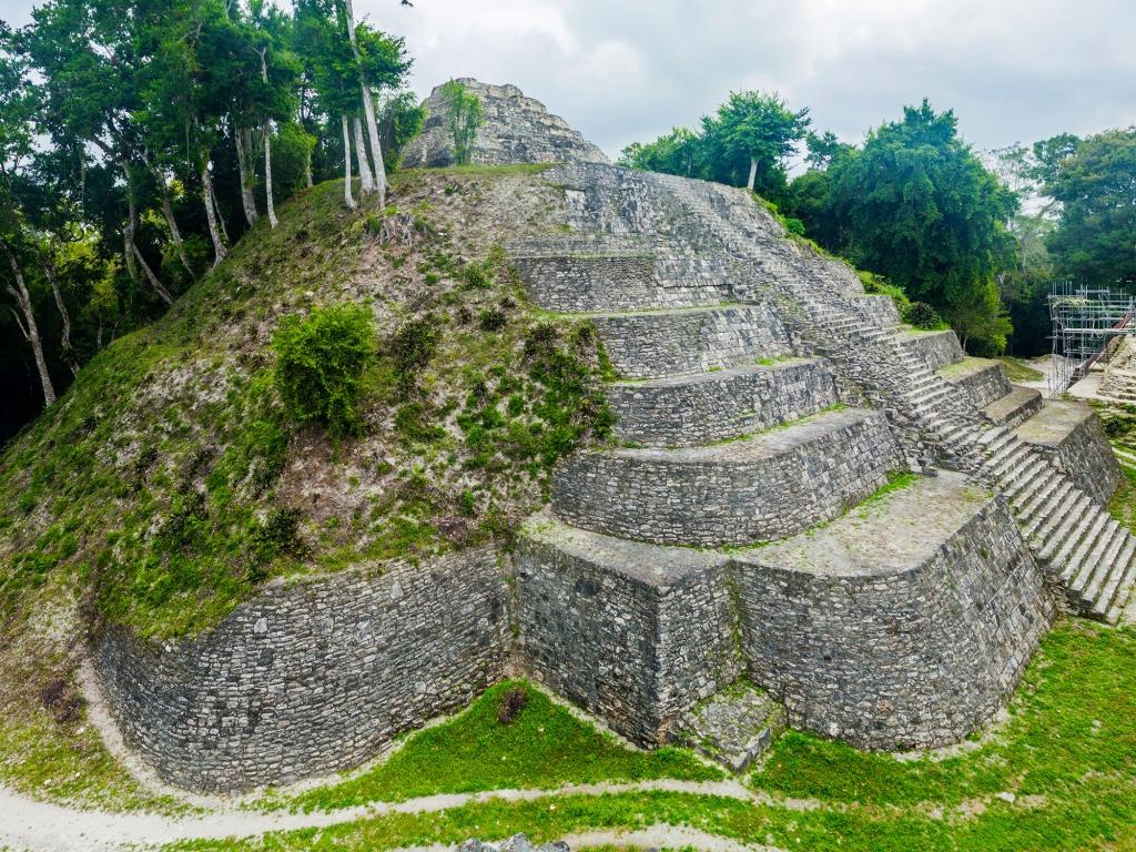 Site archéologique de Yaxha