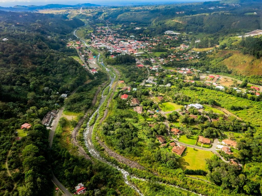 Vallée de Boquete
