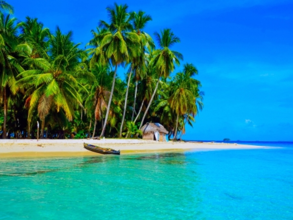 Atolls paradisiaques de San Blas