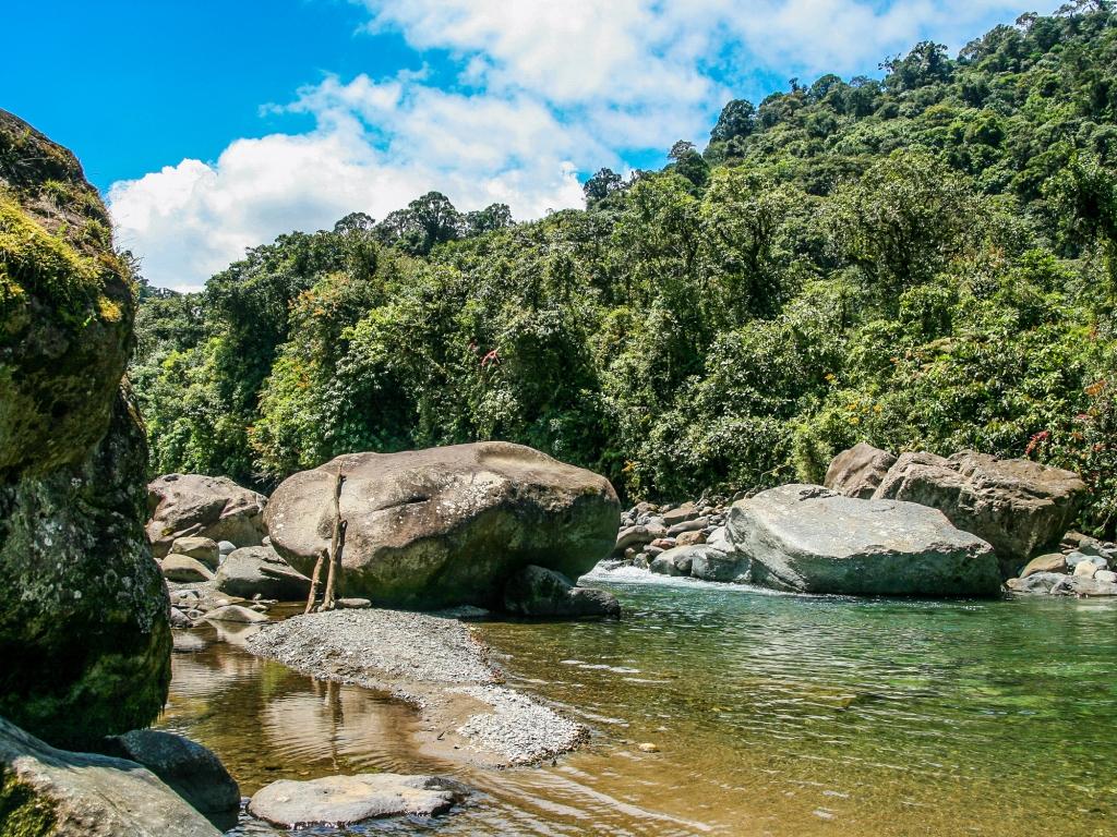 Rafting Pacuare, plus beau rafting du monde