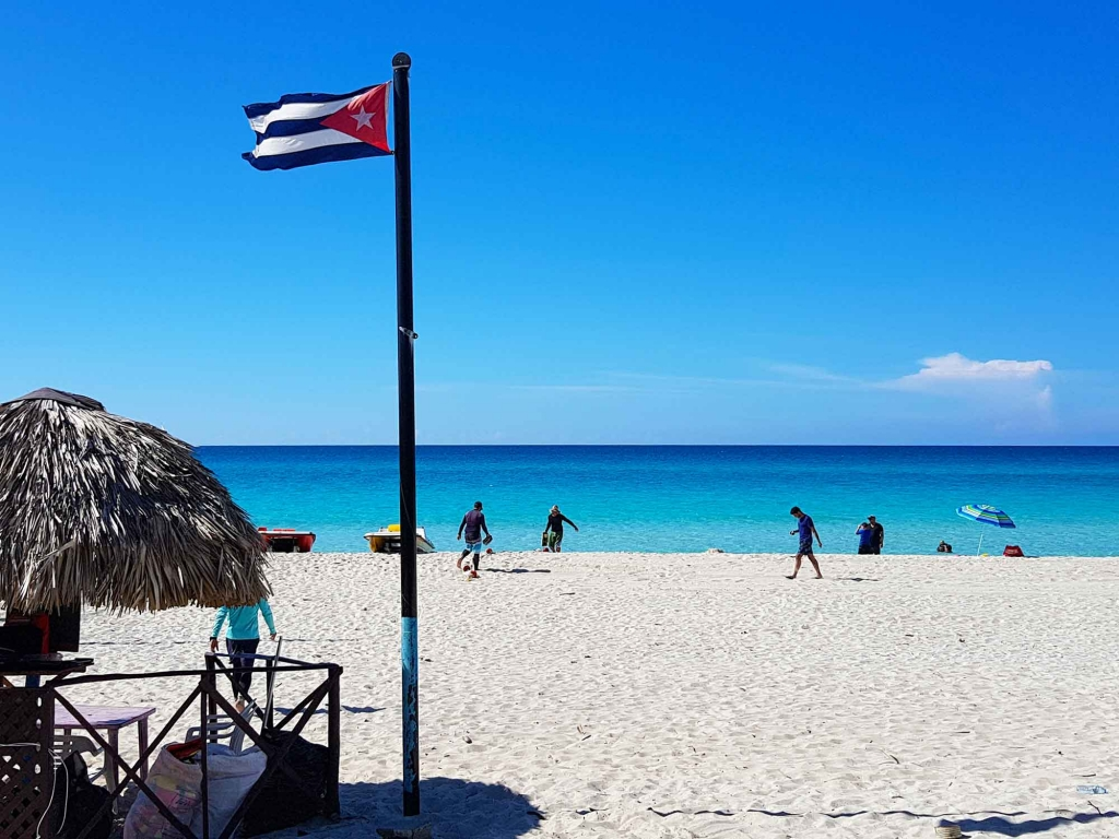 Destination Varadero et ses plages de sable blanc