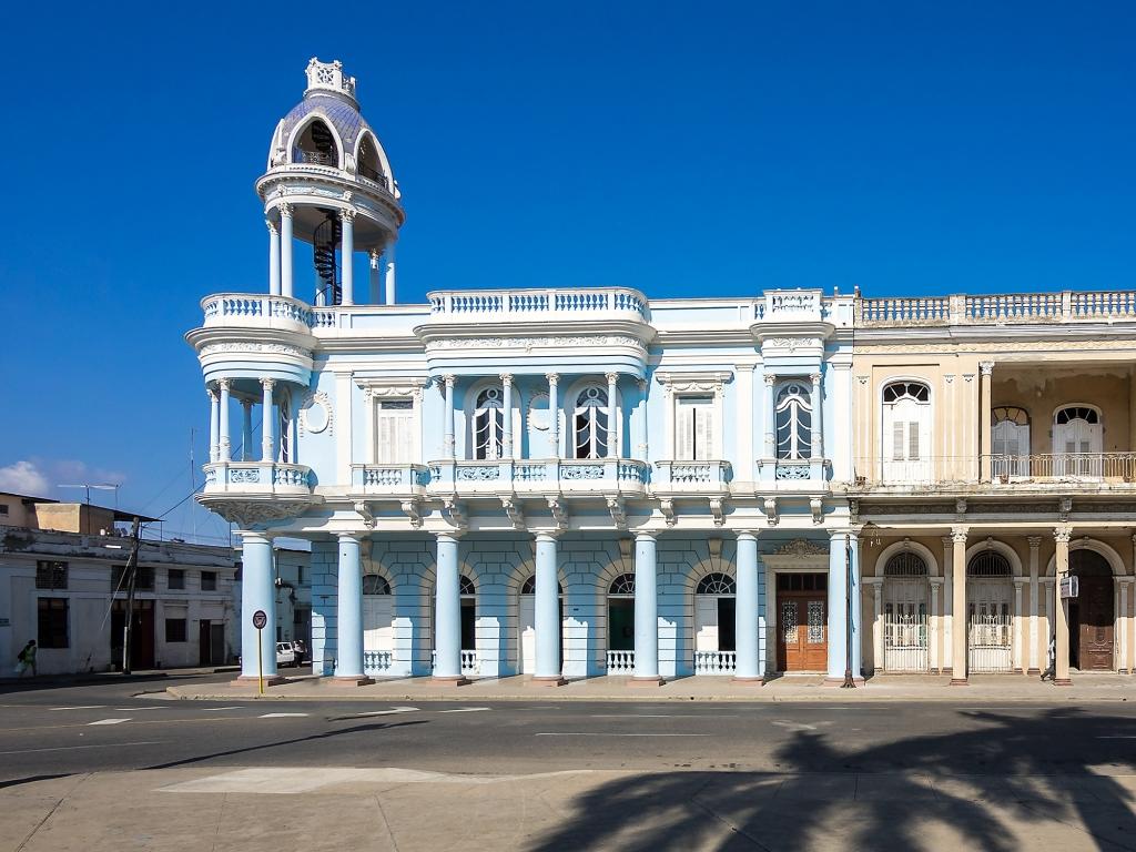 Les 2 joyaux de Cuba : Cienfuegos et Trinidad