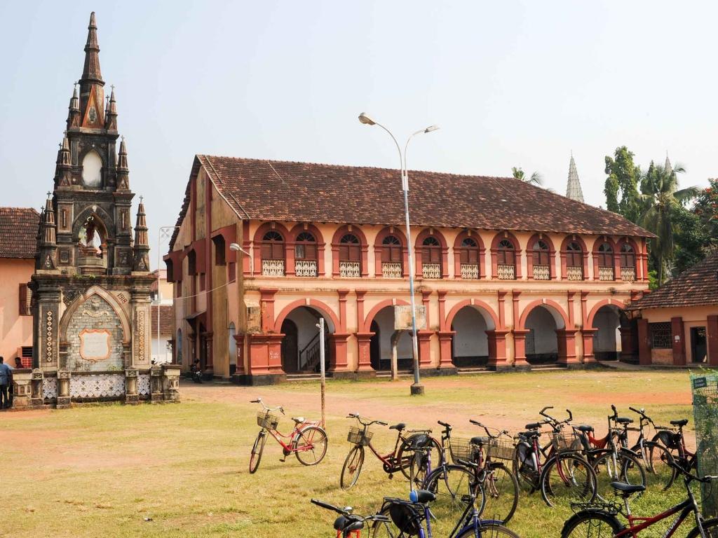 Cochin, carrefour des civilisations