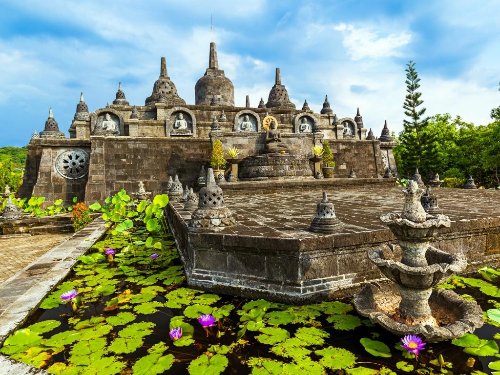 Vers l'extrême-Ouest de Bali