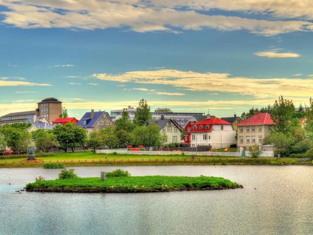 Envol vers la capitale islandaise