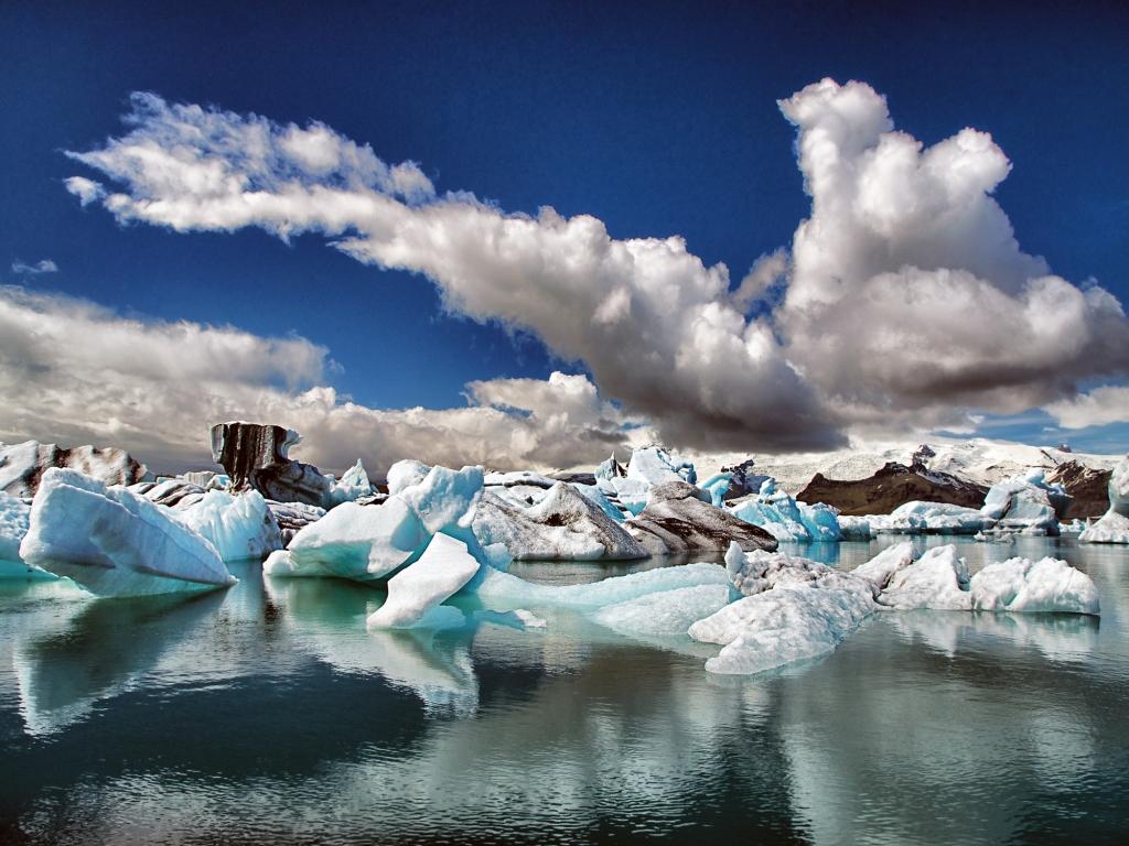 Voyage au cœur des glaces