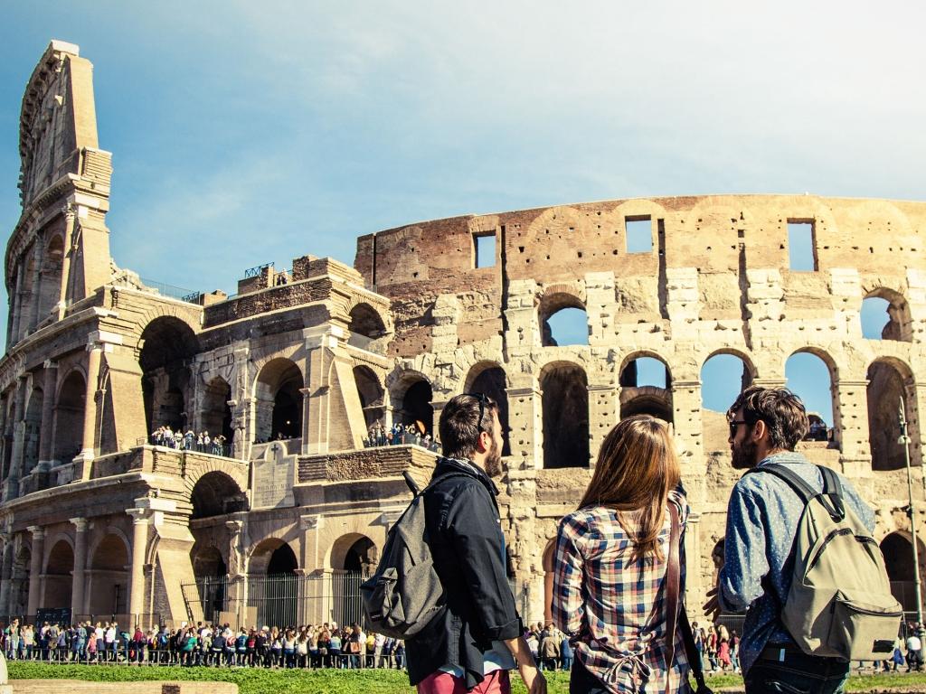 Du Colisée au Panthéon!