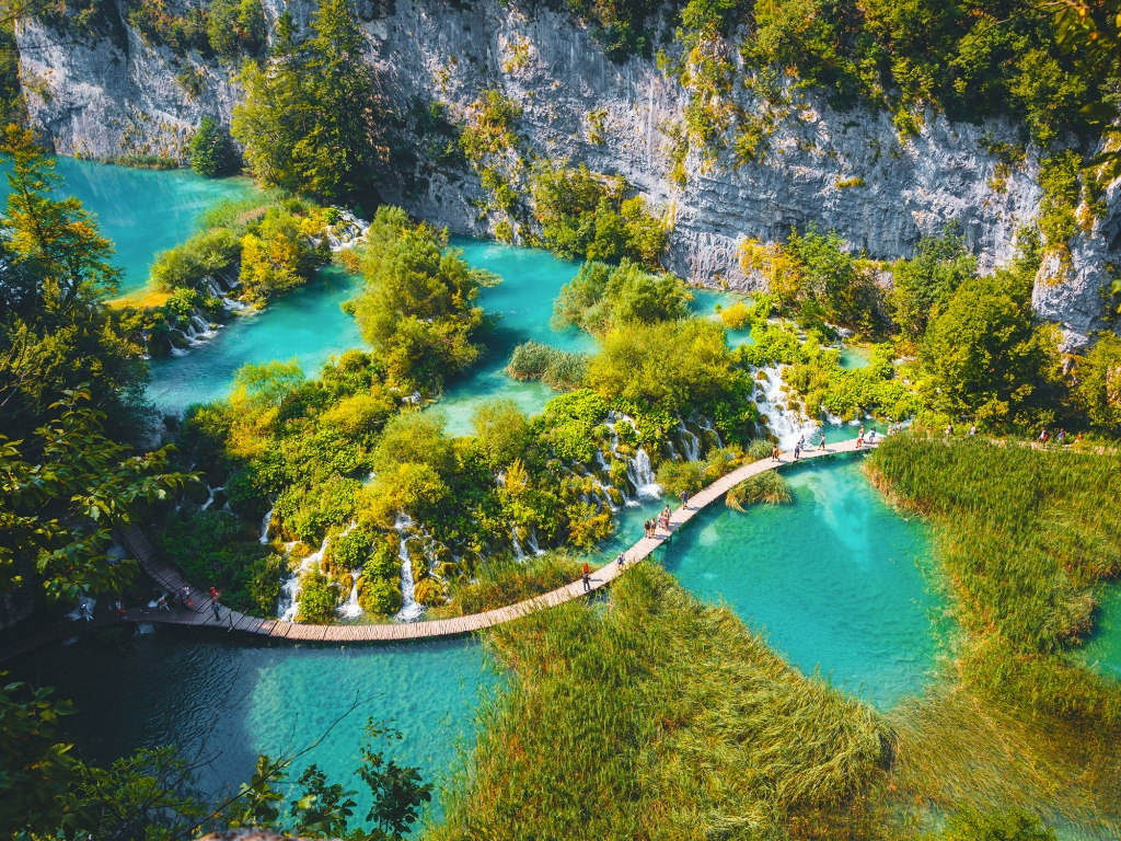 Sur les routes de Croatie…