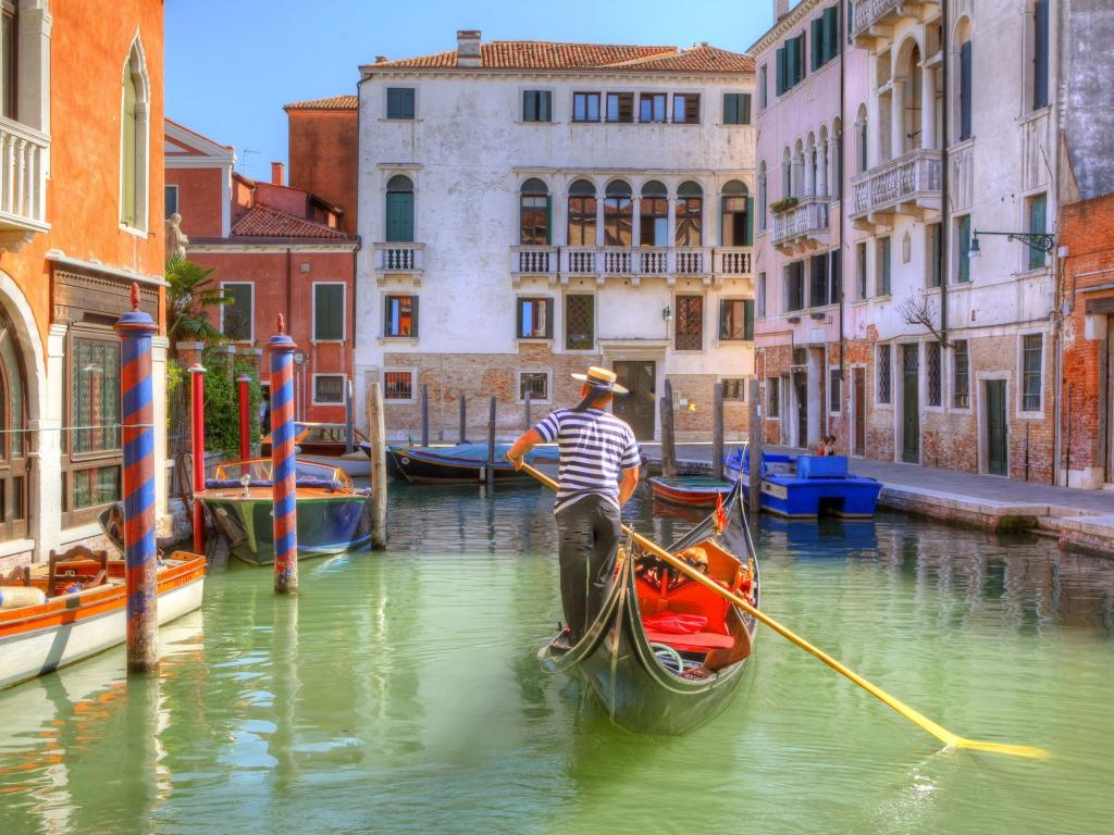 Douceur et romantisme à Venise