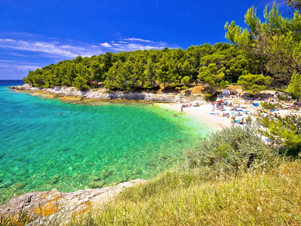 Rovinj et les merveilles de l'Istrie