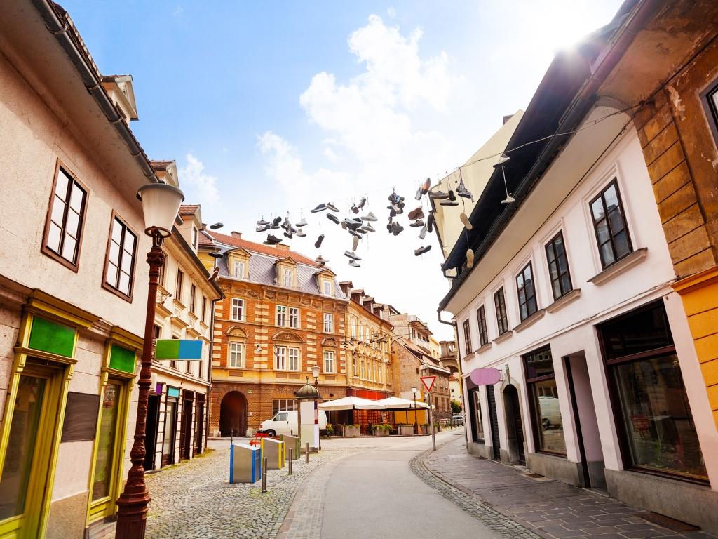 Ljubljana, une capitale aux allures de village