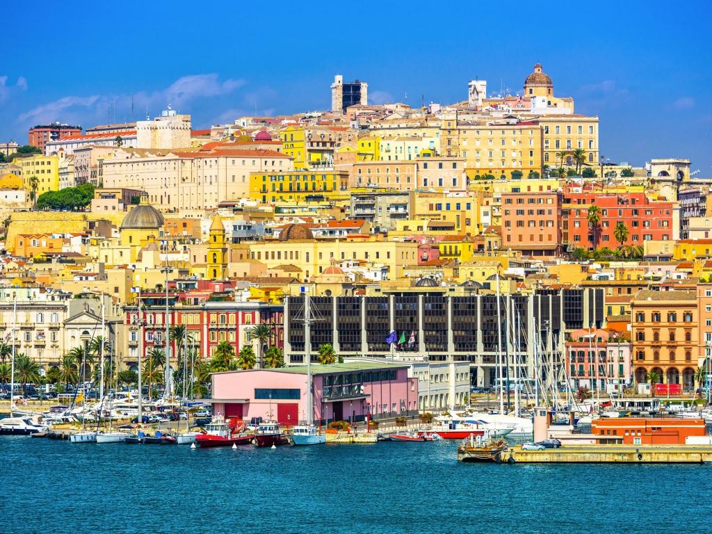 Cap au sud, à Cagliari !