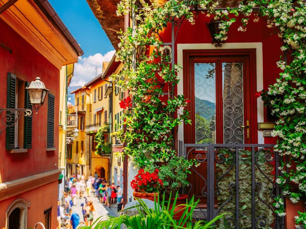 Bellagio, un village de caractère