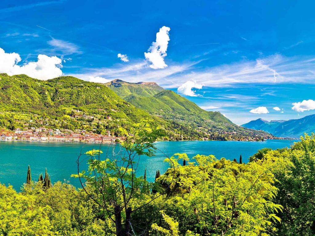La sublime île Borghèse