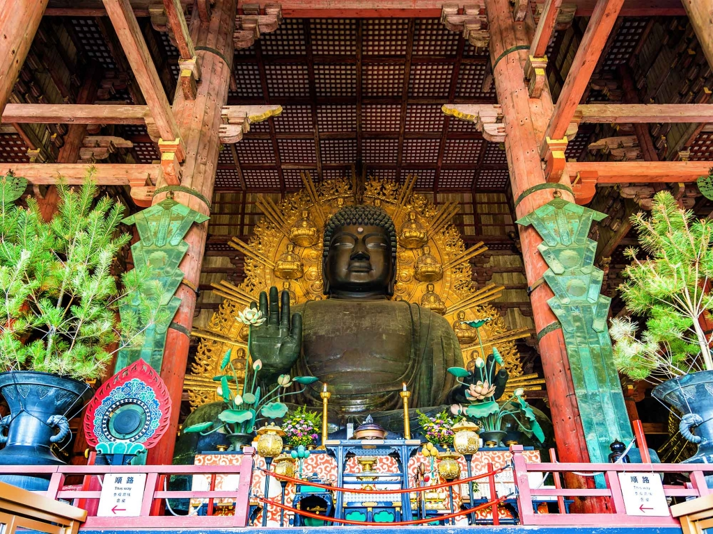 Nara, berceau de la culture japonaise