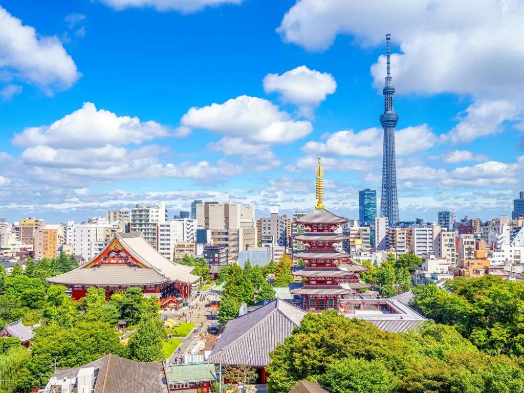 Bienvenue à Tokyo !