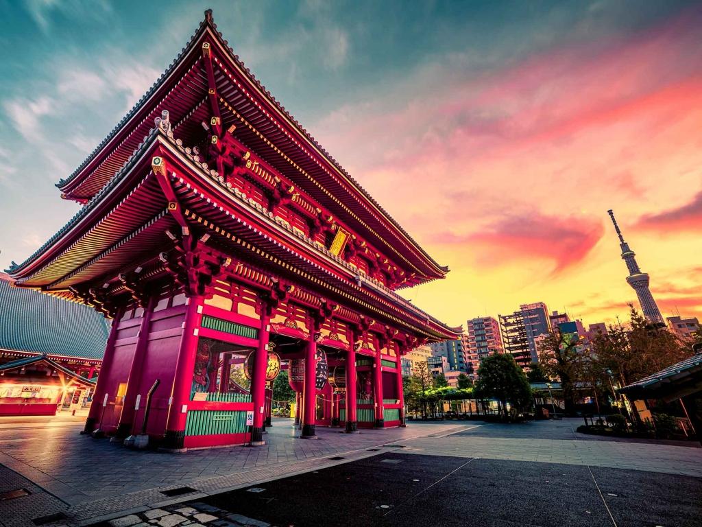 Tokyo : Capitale asiatique bouillonnante !