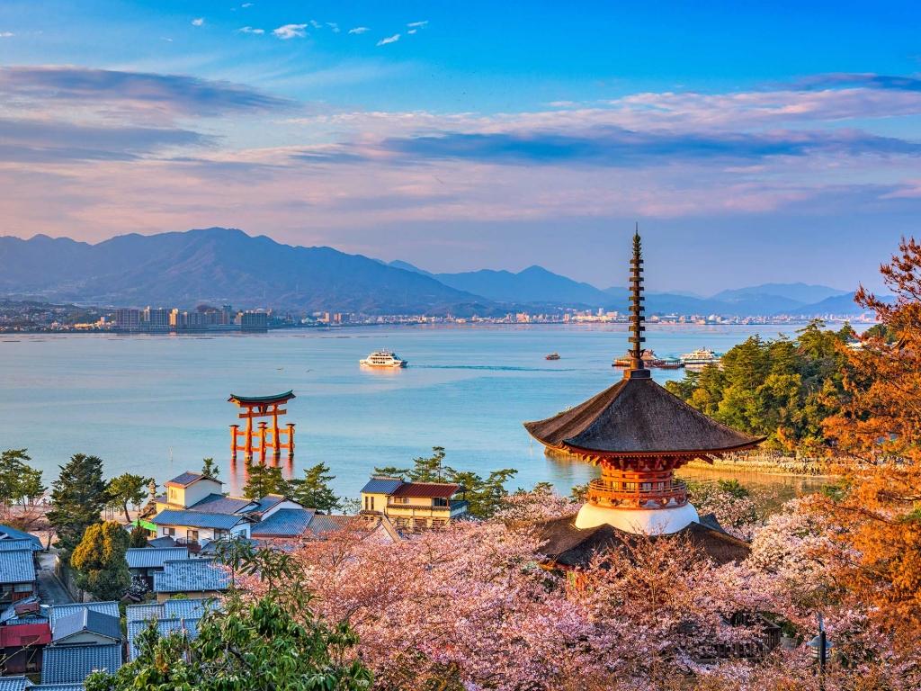 Miyajima, l'île sacrée