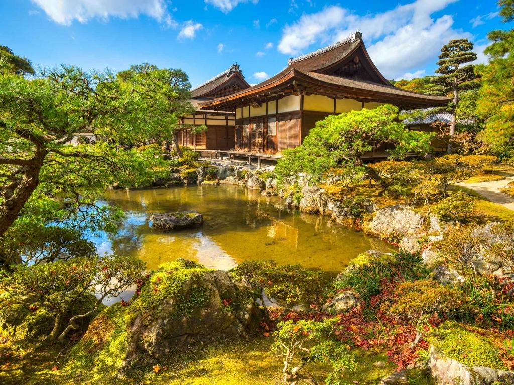 Kyoto et ses mille temples !