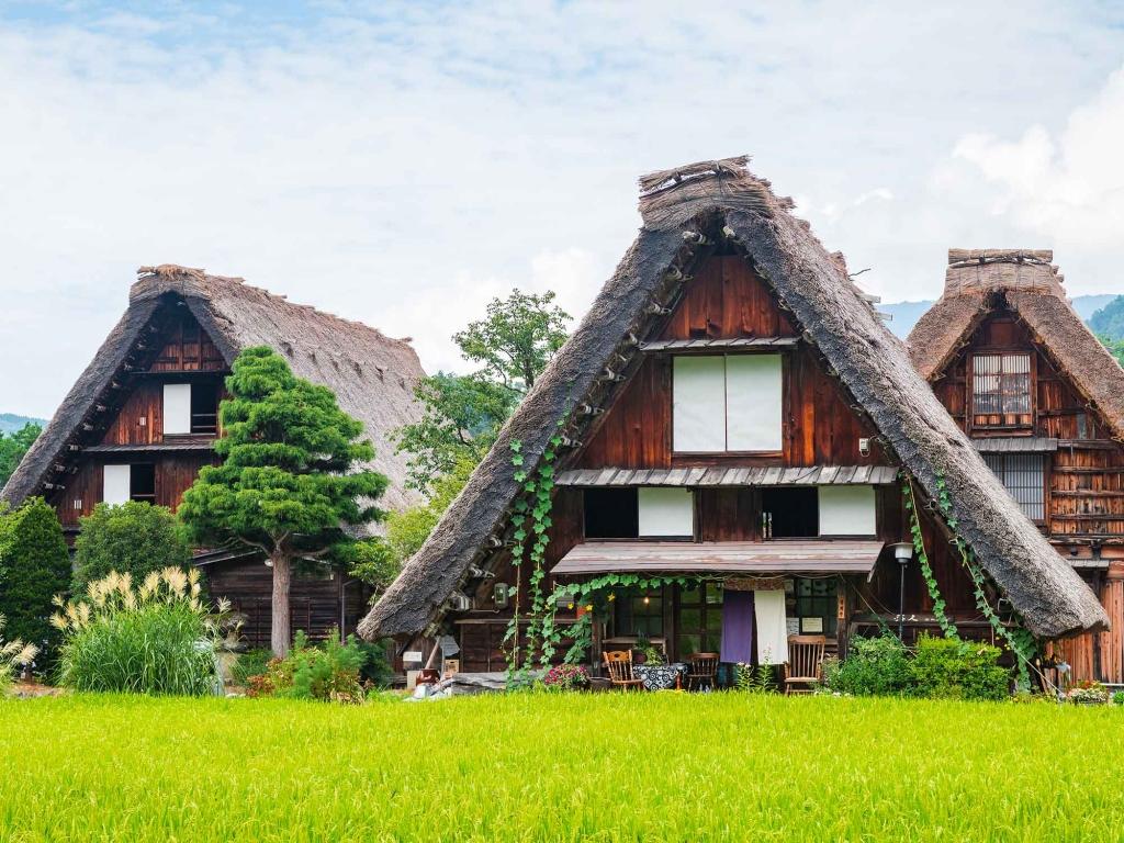 Les Fermes de Shirakawa-go