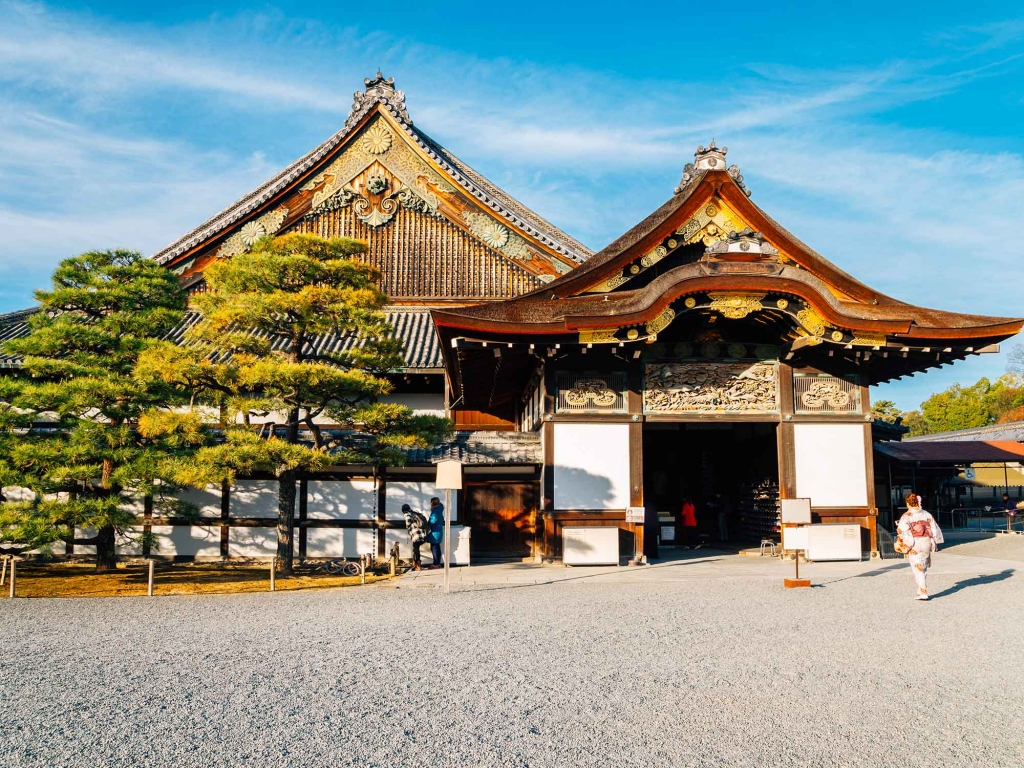 Kyoto, l'ancienne capitale