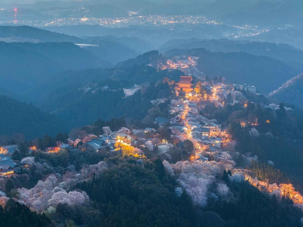 Le village de Yoshino