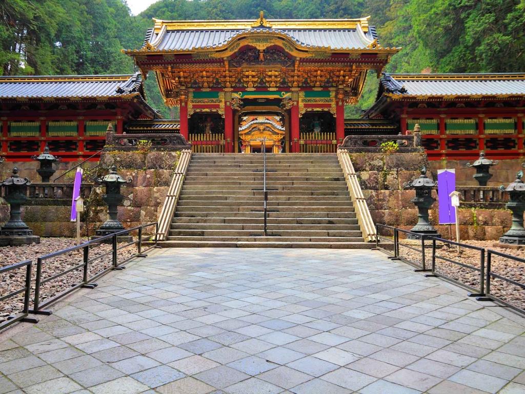 Nikko entre temples et montagnes