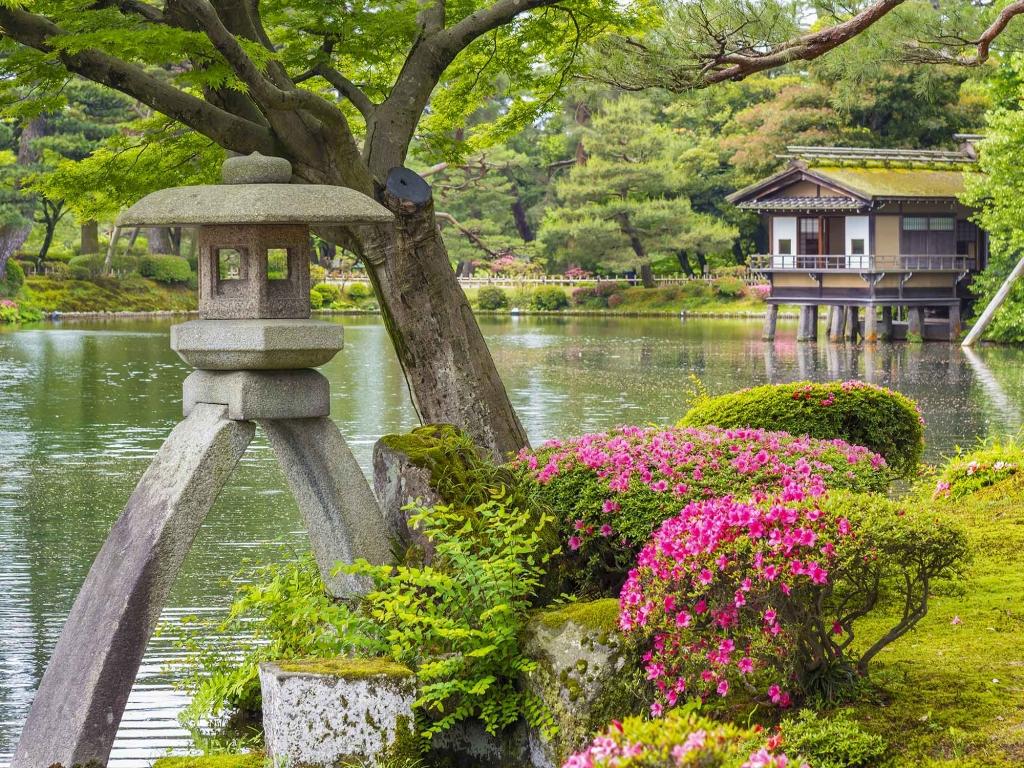 Kanazawa : la ville des Samouraïs !