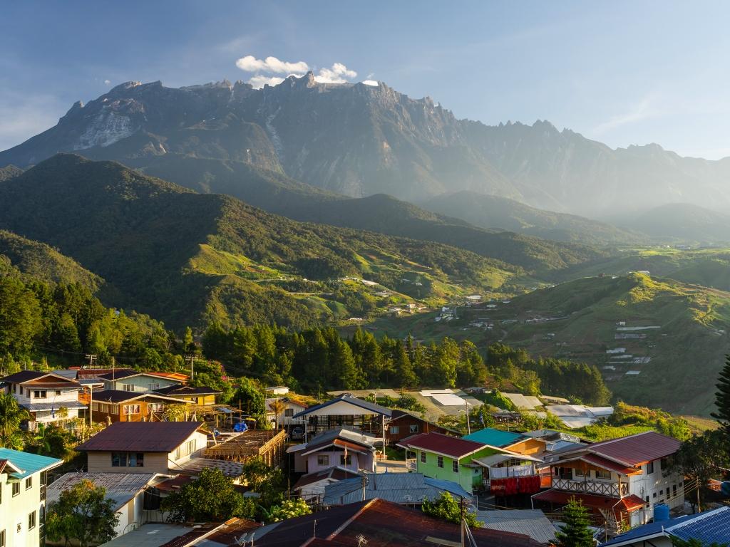 De Sarawak à Sabah