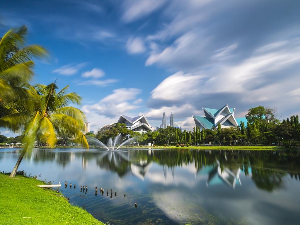 Kuala Lumpur, sereine et sophistiquée