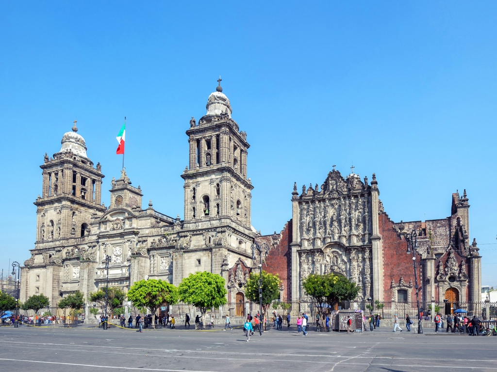 Tentaculaire Mexico
