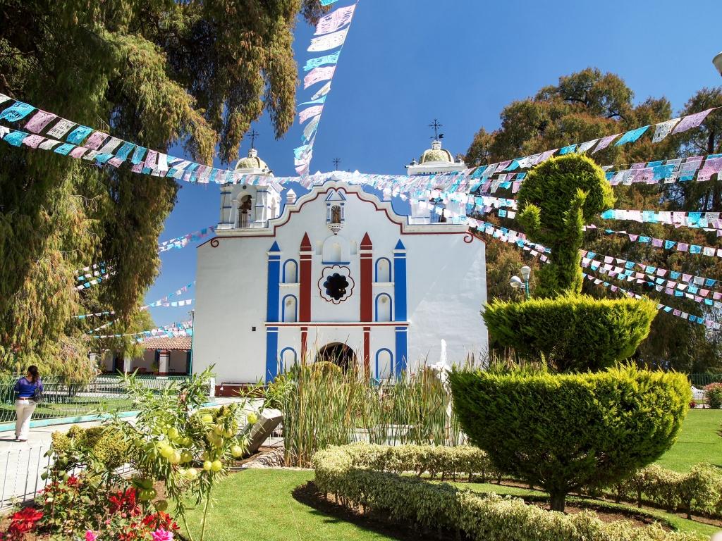Oaxaca, la ville haute en couleur