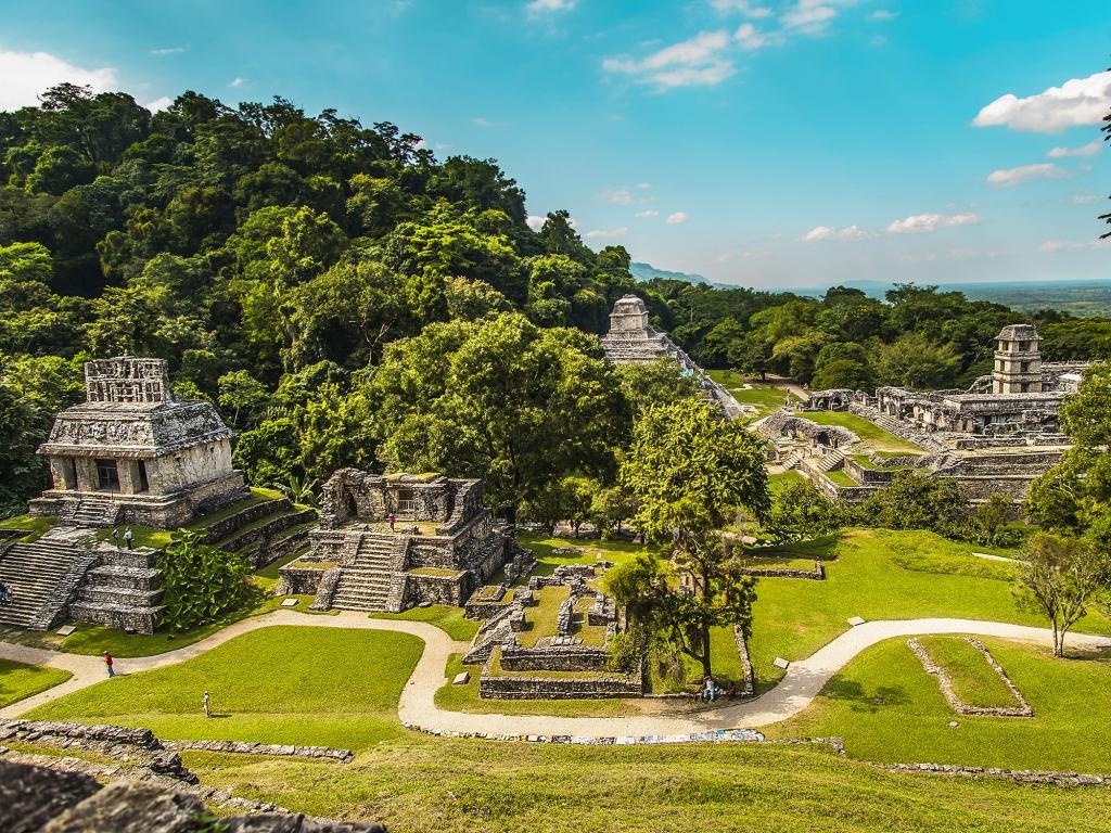 Des ruines de Palenque au centre historique de Campeche