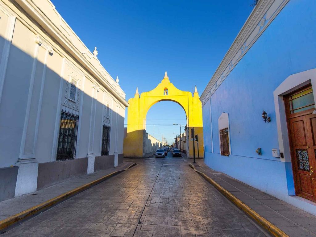Mérida, la ville blanche