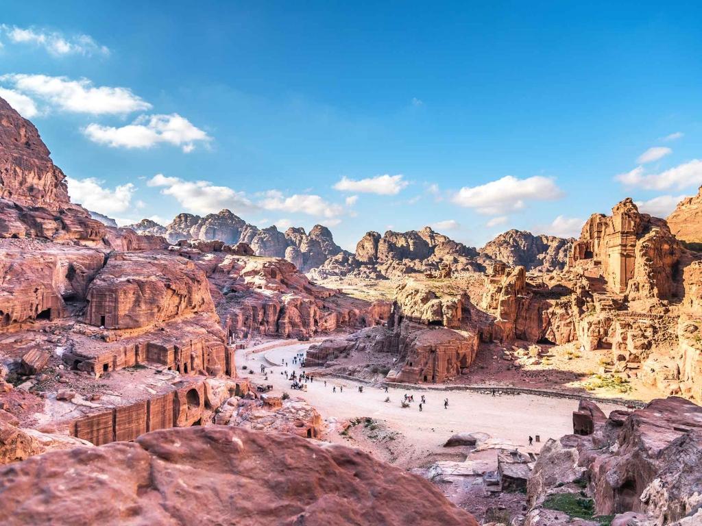 A la découverte des lieux sacrés de Petra