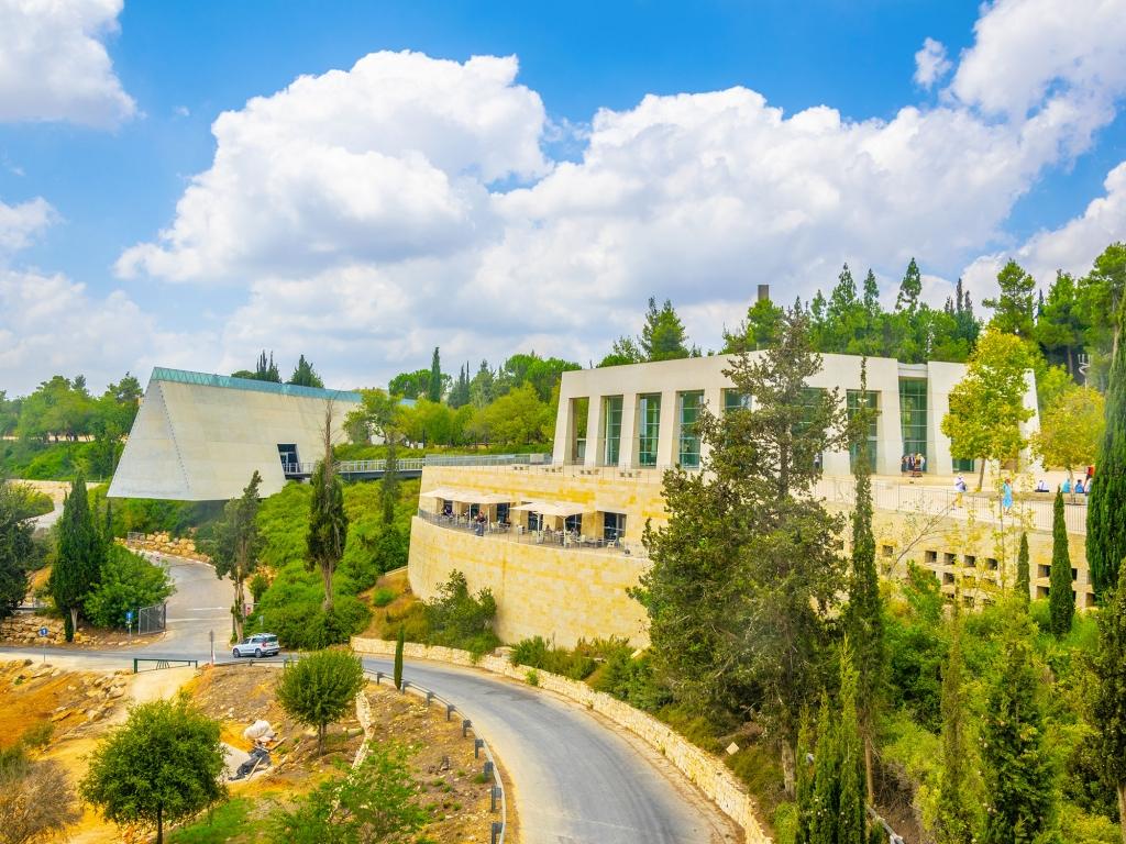Jérusalem d'hier et d'aujourd'hui