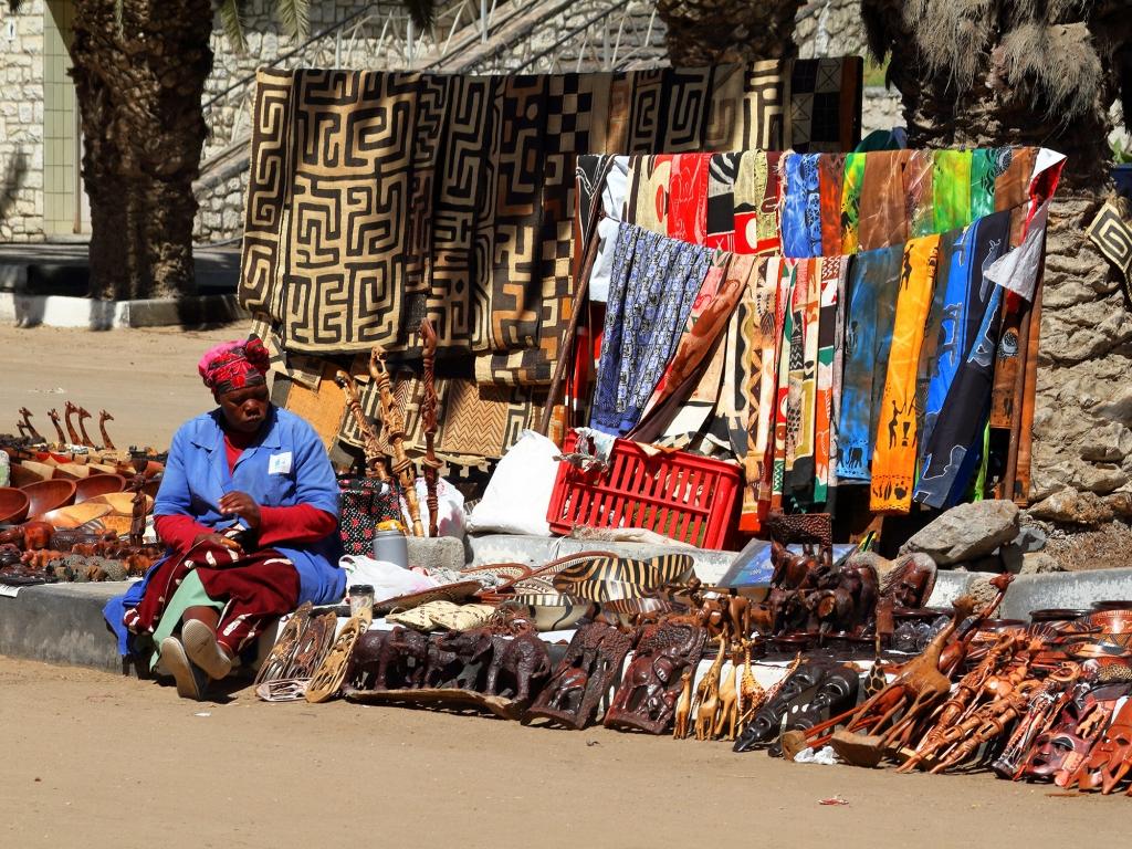 Bienvenue en Namibie !