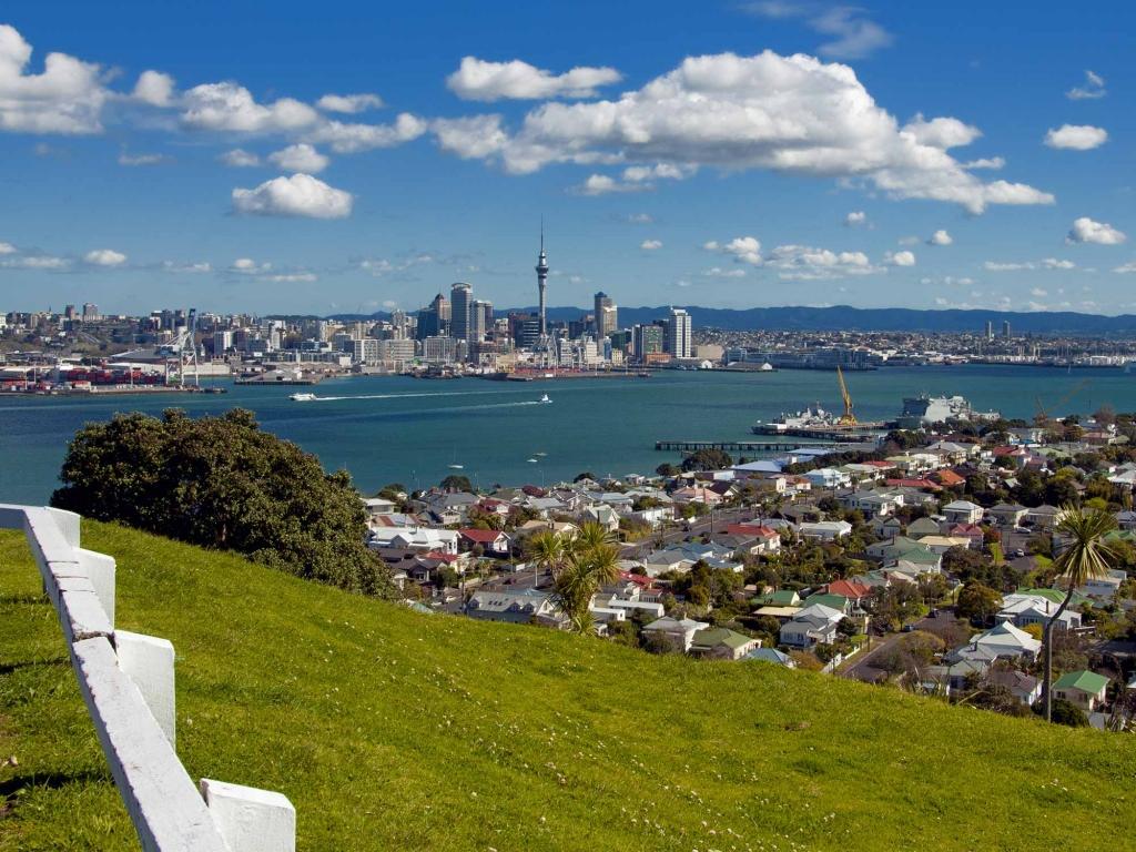 Premiers pas en Nouvelle Zélande