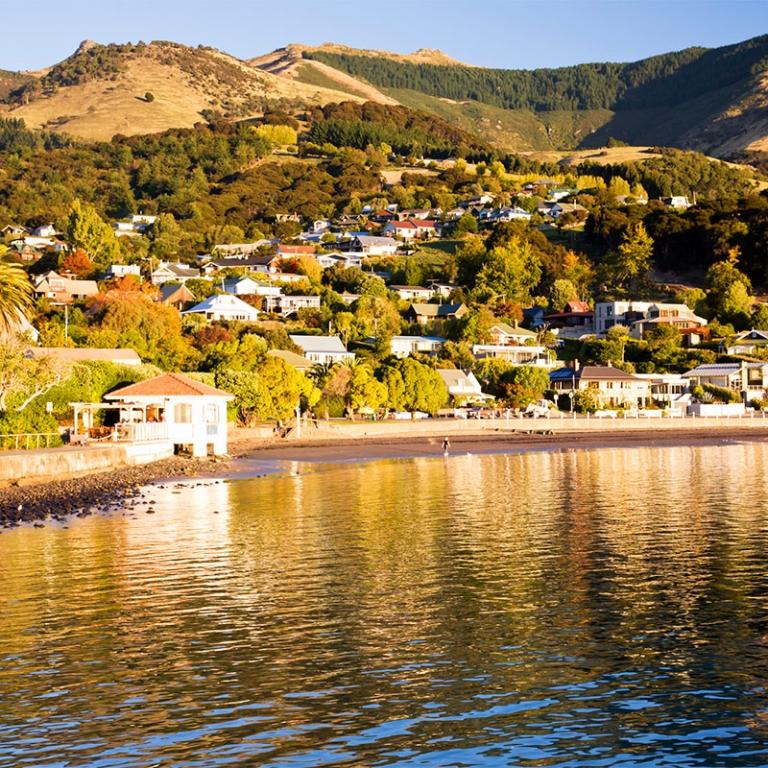 Un petit bout de France en Nouvelle Zélande…
