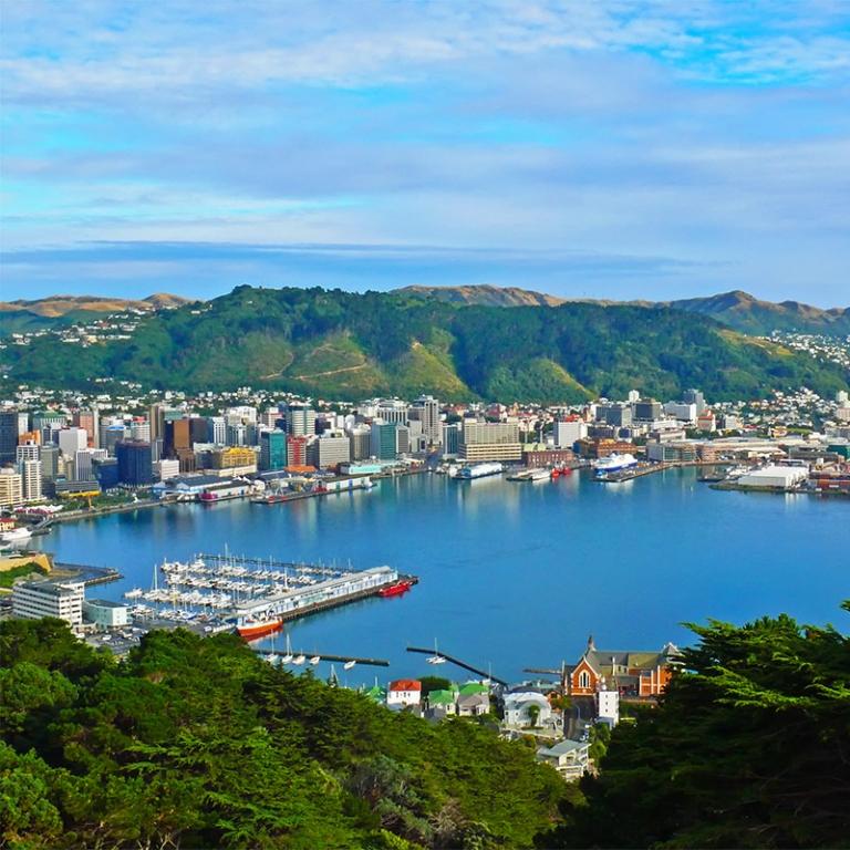 Kia Ora ! Bienvenue en Nouvelle Zélande !